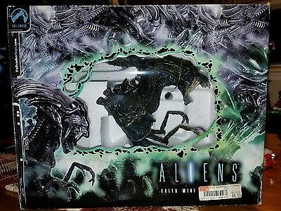 Alien Queen Palisades Toys Mini Resin Bust Cameron Aliens Limited Edition