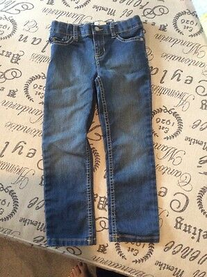 The Children's Place toddler girl skinny stretch jeans size 5T in VGUC