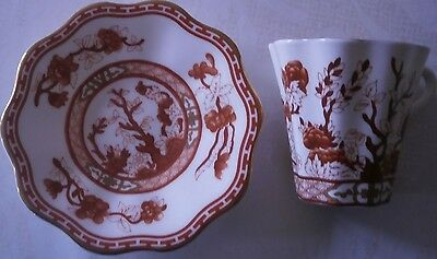 Indian Tree Coral Coffee Cups(4 Of Them)