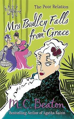 Mrs Budley Falls from Grace (The Poor Relation s, Beaton, M.C., New