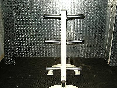 olympic weight tree plate rack