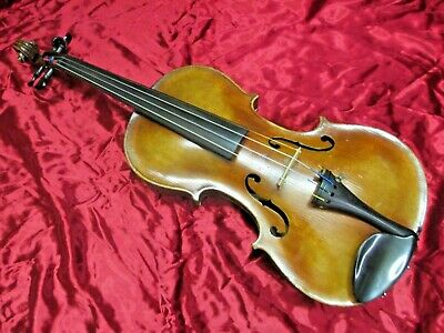 Vintage Jacobus Stainer 4/4 Violin, Pre-1900, Ex. Tone, Made in Germany!
