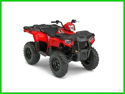 2017 Polaris Sportsman 570 Indy Red New