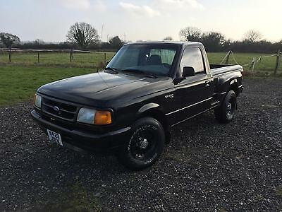 Ford Ranger Xl Lhd  *step Side* Pick/up Truck  Not Many Around
