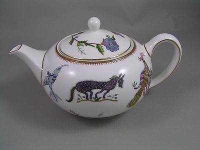 Wedgwood Kit Kemp Mythical Creatures Small Teapot, New.