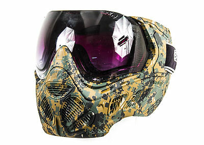 Masque Paintball SLY Profit thermal Marpat