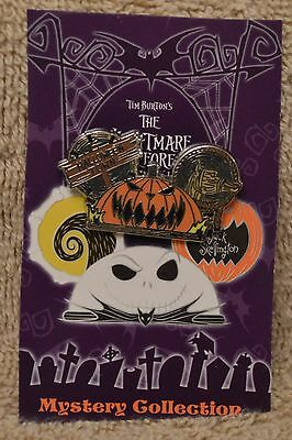Pin 117164 The Nightmare Before Christmas Earhat Mystery Collection - Halloween