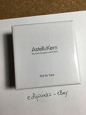 Astell & Kern XB10 New Unopened Bluetooth Headphone Amp DAC