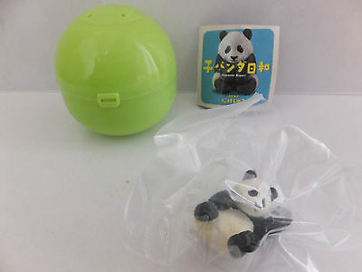 Kaiyodo Capsule Q Museum Miniature Figure Giant Panda  from Japan