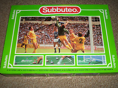 Subbuteo 60140 Set With Some Extras