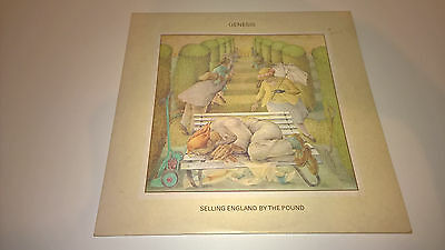 GENESIS - Selling England By The Pound - UK 1st PRESSING LP ROCK PROG