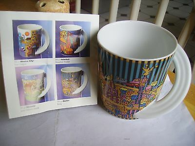 """Rosenthal Studio Line of City Cups of the world """"Berlin"""""""
