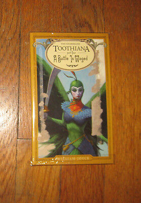 The Guardians Toothiana Part Four A Battle is Waged William Joyce New Book