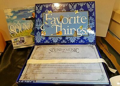The Sound of Music 45th Anniversary Limited Edition Boxed Gift Set