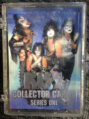Kiss -Collector's Cards:1997 Series One Complete 90-Card Set_Excellent Quality!