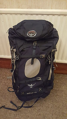 Osprey Aether 70 Backpack - Midnight Blue