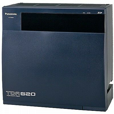 Brand New Panasonic KX-TDA620 Hybrid IP-PBX / Expansion Shelf