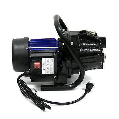 1.6HP Electric Pump Water Jet Garden Shallow Well Pressure 1200W