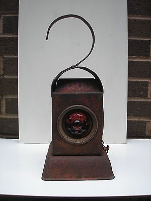 Vintage Kenyon Akenco Lamp (with pimpled lenses)