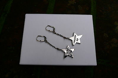 SERGE THORAVAL toujours star EARRINGS