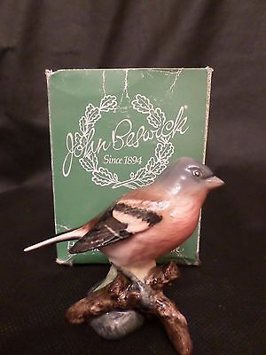 Rare Beswick Figure Of A Vintage Chaffinch 991 (With Box)