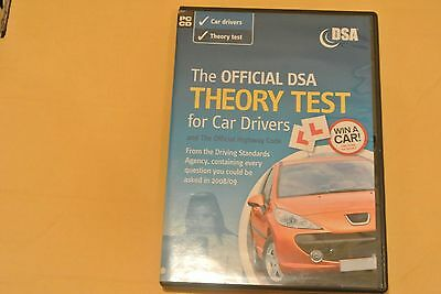 PCCD The Official DSA Theory Test for Car Drivers DSA