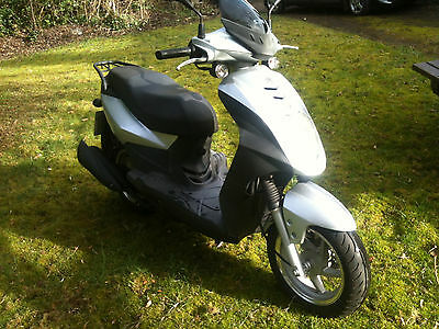 2009 Sym Symply 125cc  Full MOT learner legal one owner from new with DELIVERY