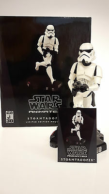 Star Wars Gentle Giant Animated Stormtrooper Limited Edition Maquette