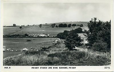 Priddy Stores and Nine Barrows, PRIDDY, Somerset RP by Frith & Co.