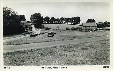 The Batch, PRIDDY Green, Somerset RP by Frith & Co.
