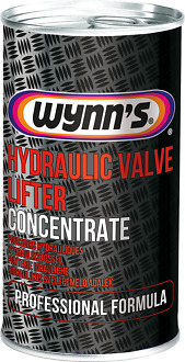 HYDRAULIC VALVE LIFTER CONCENTRATE WYNN'S ADDITIVO PUNTERIE IDRAULICHE 325ml