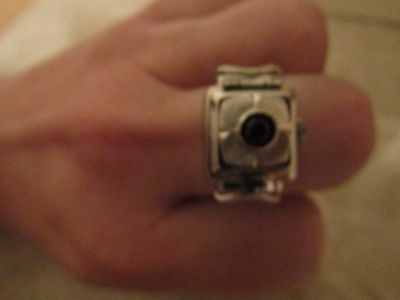Nivada Ring Watch 17 Jewels Swiss Made Rare