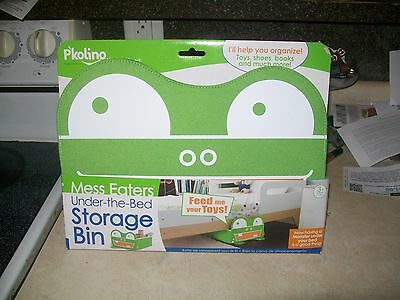 "New ""p'kolino Mess Eaters Under The Bed Storage Bin"" Great Extra Storage"