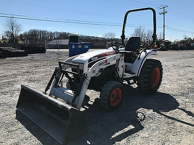 2010 Bobcat CT230 4x4 Compact Tractor w/ Loader. Coming in Soon!