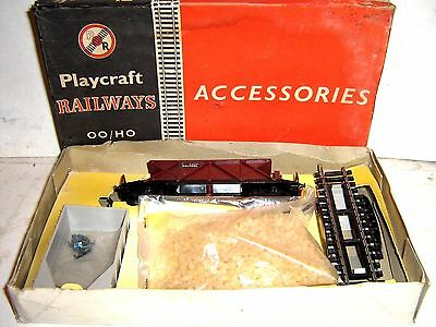 "RARE EARLY PLAYCRAFT "" HOPPER SET "" No P 660 -  in ORIGINAL BOX"