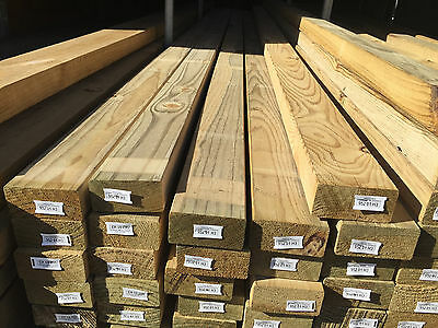 Treated Pine H3 90x45 ON SPECIAL 3.6m ONLY Merbau Decking Joists Rails Fence