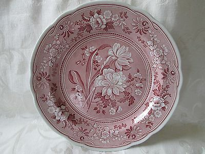 "Estate ""the Spode Archive Collection Georgian Series Botanical"" Collector Plate"