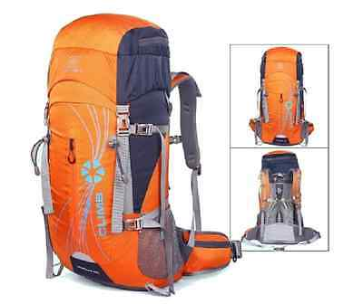 Orang 50L Backpack Mountaineering Unisex Camping Traveling Backpacking