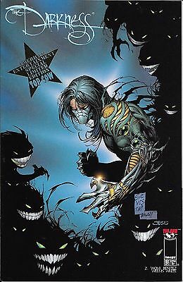 Darkness 8 American Entertainment Gold Foil Stamp Edition