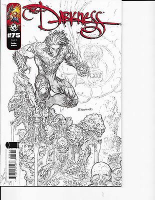 Darkness # 75 Incentive sketch Cover