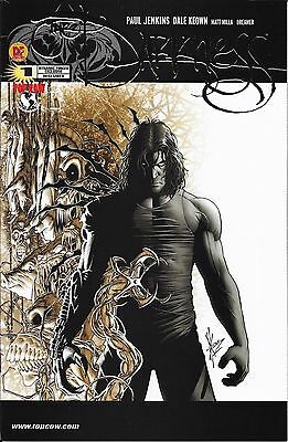 Darkness # 1 Volume 2 Gold Foil Edition # 276 of 999 COA