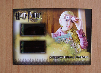 Harry Potter And The Half Blood Prince Cinema Film  Card