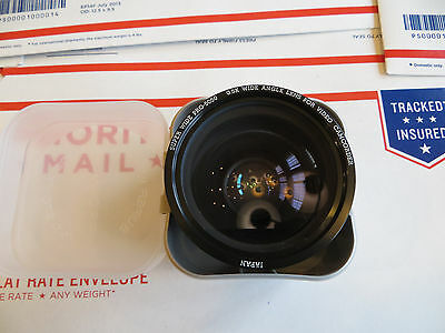 Super Wide Pro-5050 Angle 0.5X Lens 49mm For Video Camcorder Camera