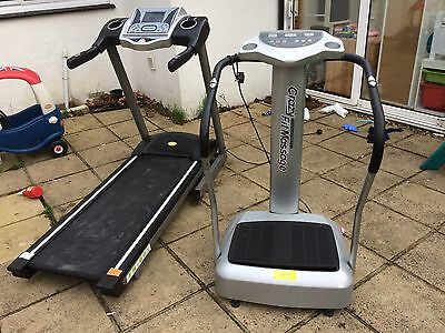 vibration plate Vibration Fitness Board Treadmill Gym Equipment