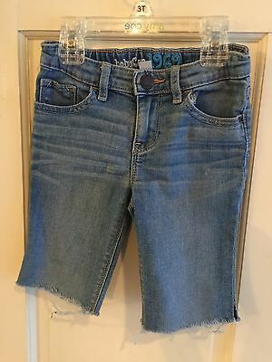 Baby Gap Light Blue Jean Shorts Size 5