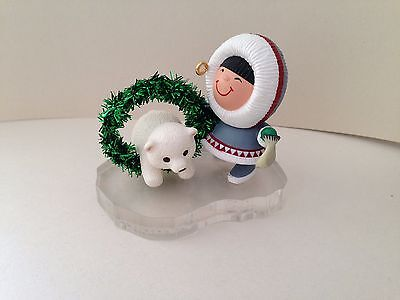 HALLMARK Frosty Friends Ornament 1994 eXCELLENT Condition