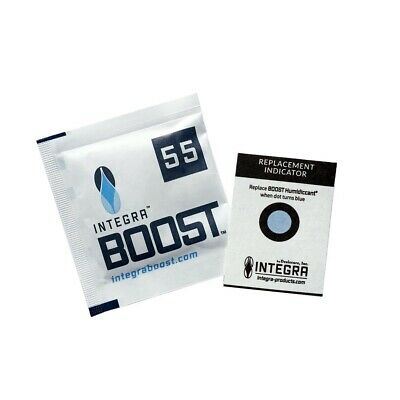 Integra™ Boost™ Humidiccant Packet - Herbal Storage Humidity Control Hydroponic