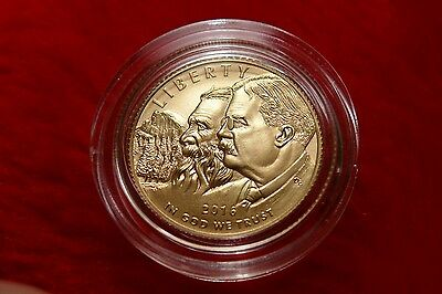 2016-W $5 Gold  Uncirculated 100th Anniversary National Parks Service - LAST ONE