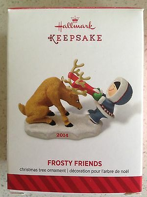 Hallmark 2014 Frosty Friends # 35 In Series