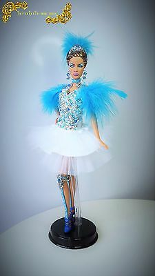 BARBIE  FANTASY PRIMA BALERINA COLLECTION COLLECTOR REPAINT DOLL By IMPERIALIS